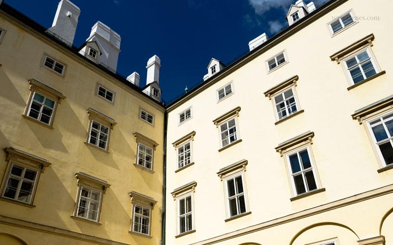 Sightseeing Wochenende: Wien | waseigenes.com | Hofburg
