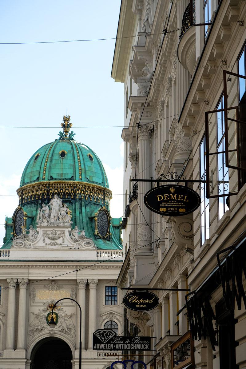 Sightseeing: Wien | waseigenes.com | Demel K.u.K. Hofzuckerbäcker Wien