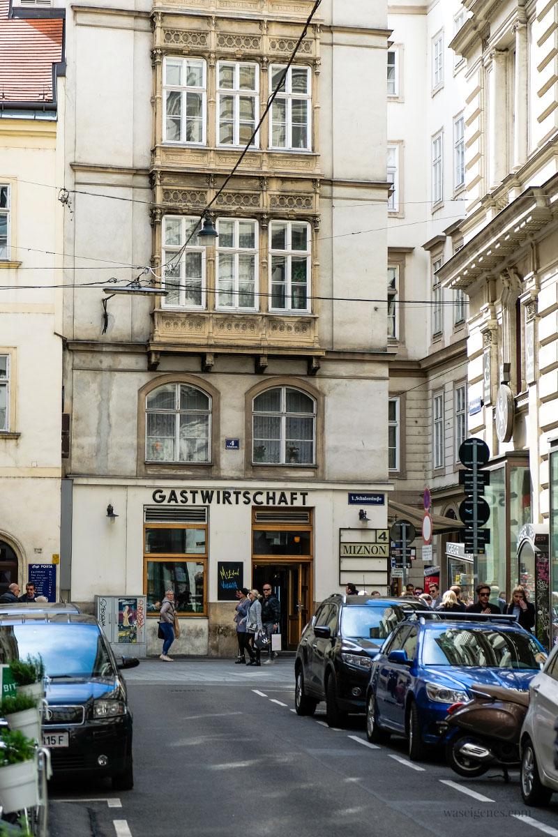 Sightseeing Wochenende: Wien | waseigenes.com | Gastwirtschaft