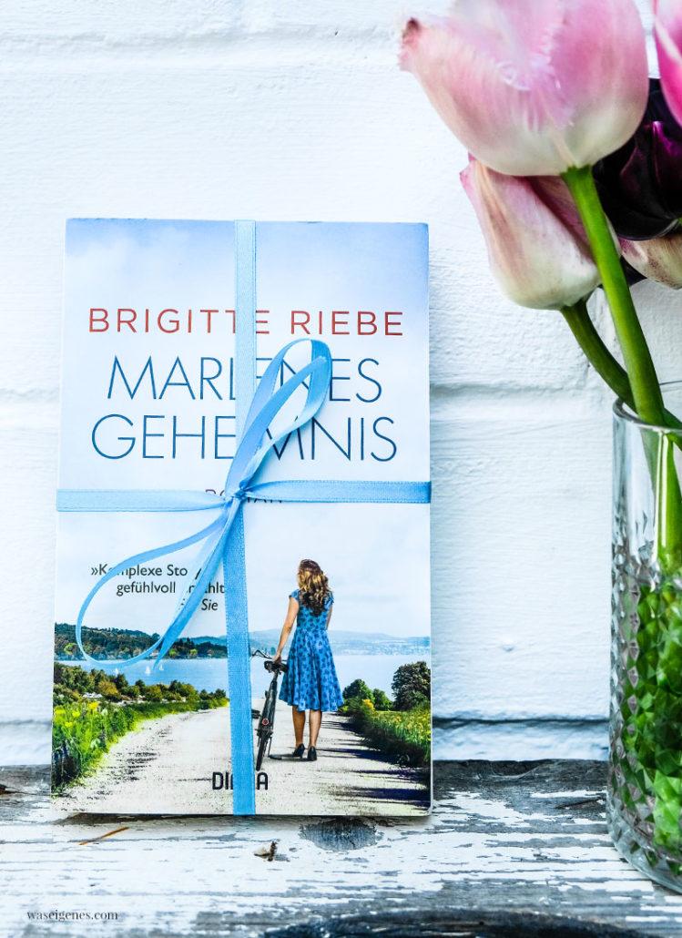 Buchtipp: Marlenes Geheimnis von Brigitte Riebe | waseigenes.com