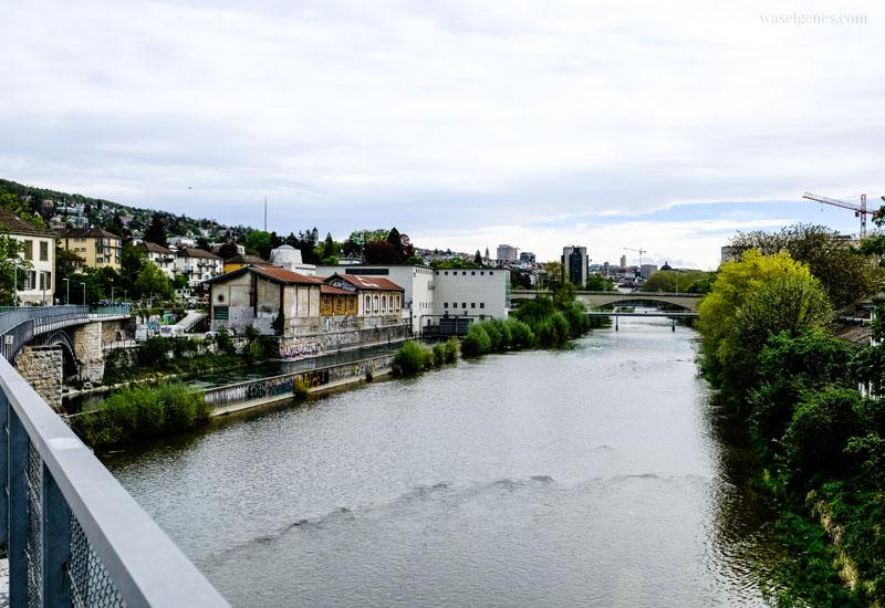 Zürich: Limmat, waseigenes.com