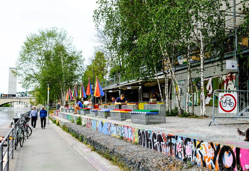 Zürich: Kloster-Fahr-Weg entlang der Limmat, waseigenes.com