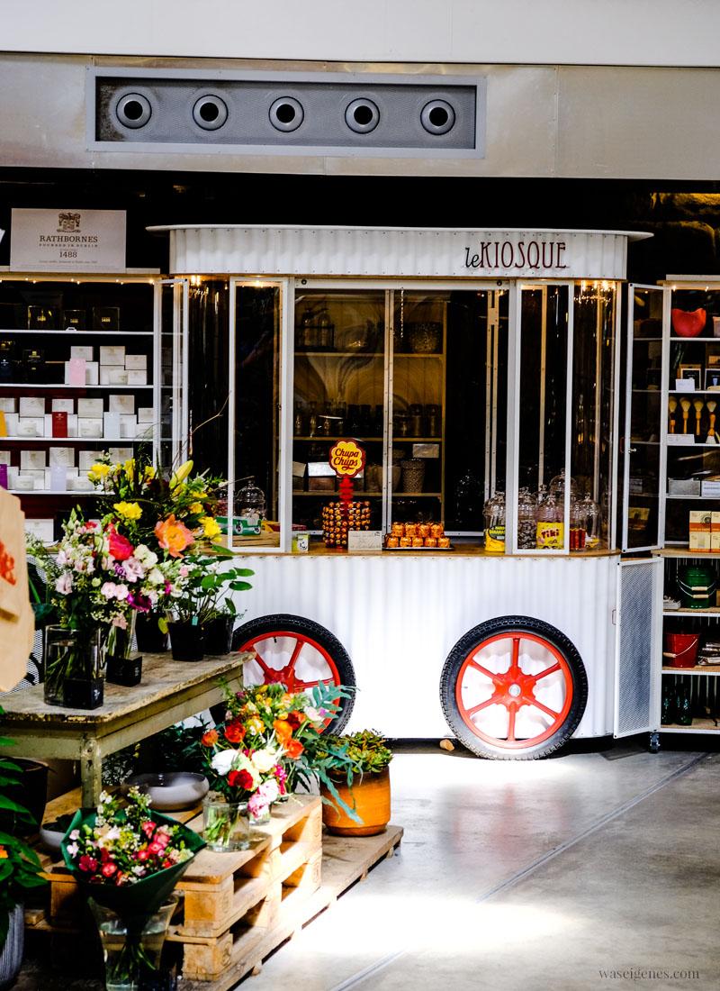 Le Kiosque - Zürich Markthalle Im Viadukt, Limmatstraße 231, waseigenes.com