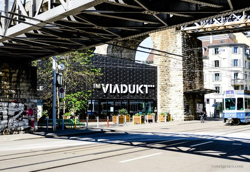 Zürich West: Markthalle Im Viadukt, Limmatstraße 231, waseigenes.com