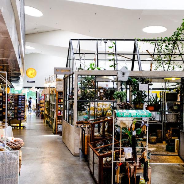 Zürich - Im Viadukt Markthalle, Spaziergang an der Limmat, waseigenes.com