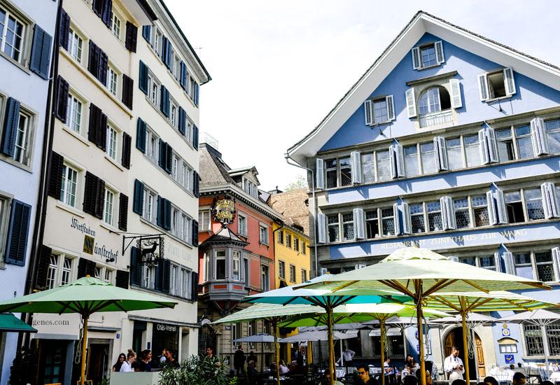 Städtereise nach Zürich | Münsterhof, waseigenes.com