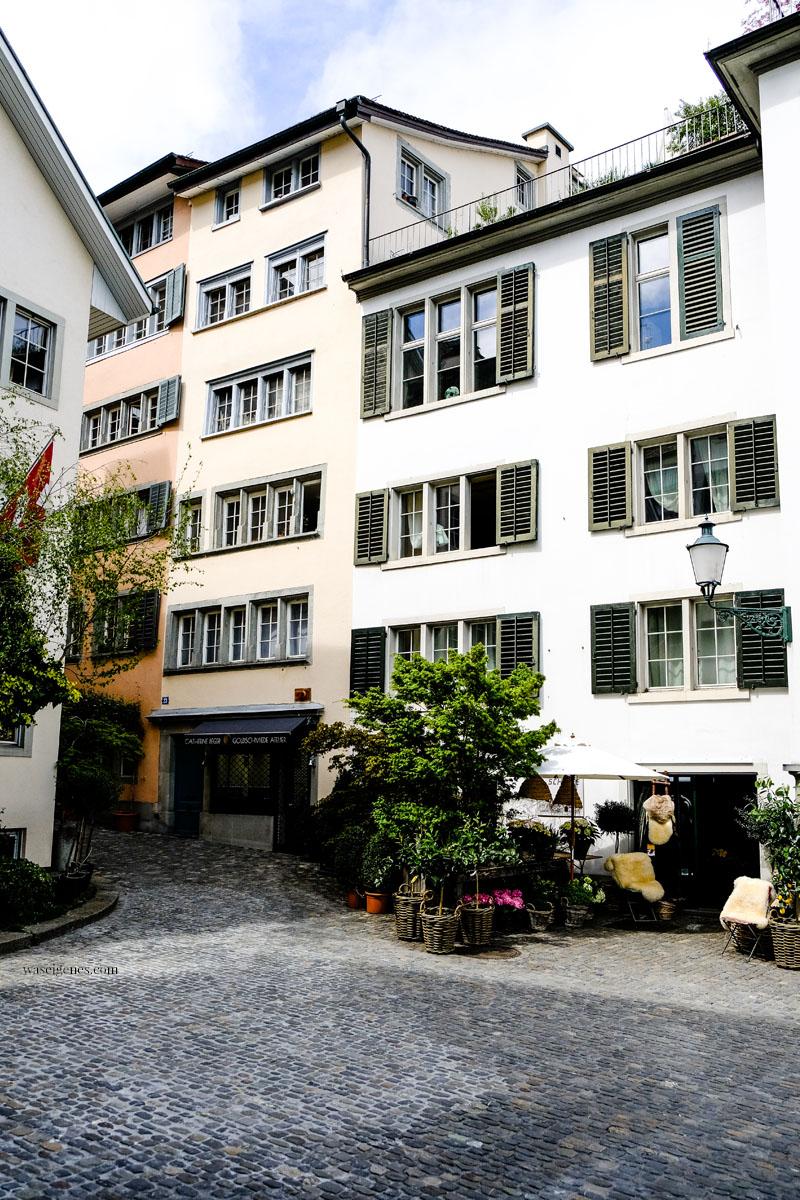 Zürich - Städtetrip - Schipfe, waseigenes.com