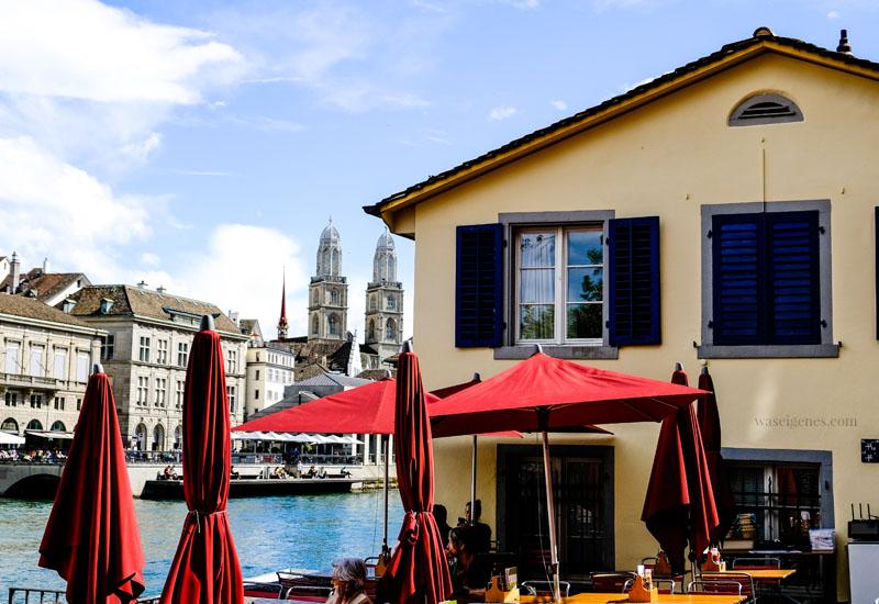Zürich: Restaurant Schipfe an der Limmat, waseigenes.com