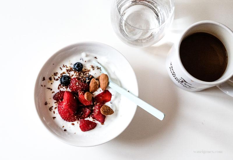 12 von 12 im Juni 2019 | Mein Tag in Bildern | waseigenes.com, Frühstück