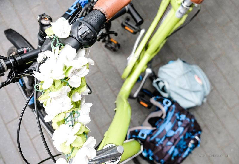 12 von 12 im Juni 2019 | Mein Tag in Bildern | waseigenes.com, Fahrräder