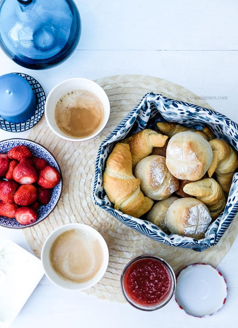 2 in 1 - Nähanleitung für einen Brotbeutel und Brotkorb in einem, waseigenes.com