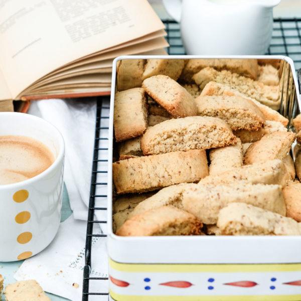 Rezept: Cantuccini - italienisches Mandelgebäck, waseigenes.com