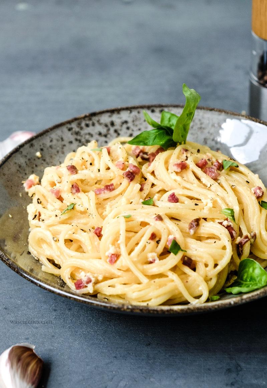 Rezept: Spaghetti Carbonara | waseigenes.com