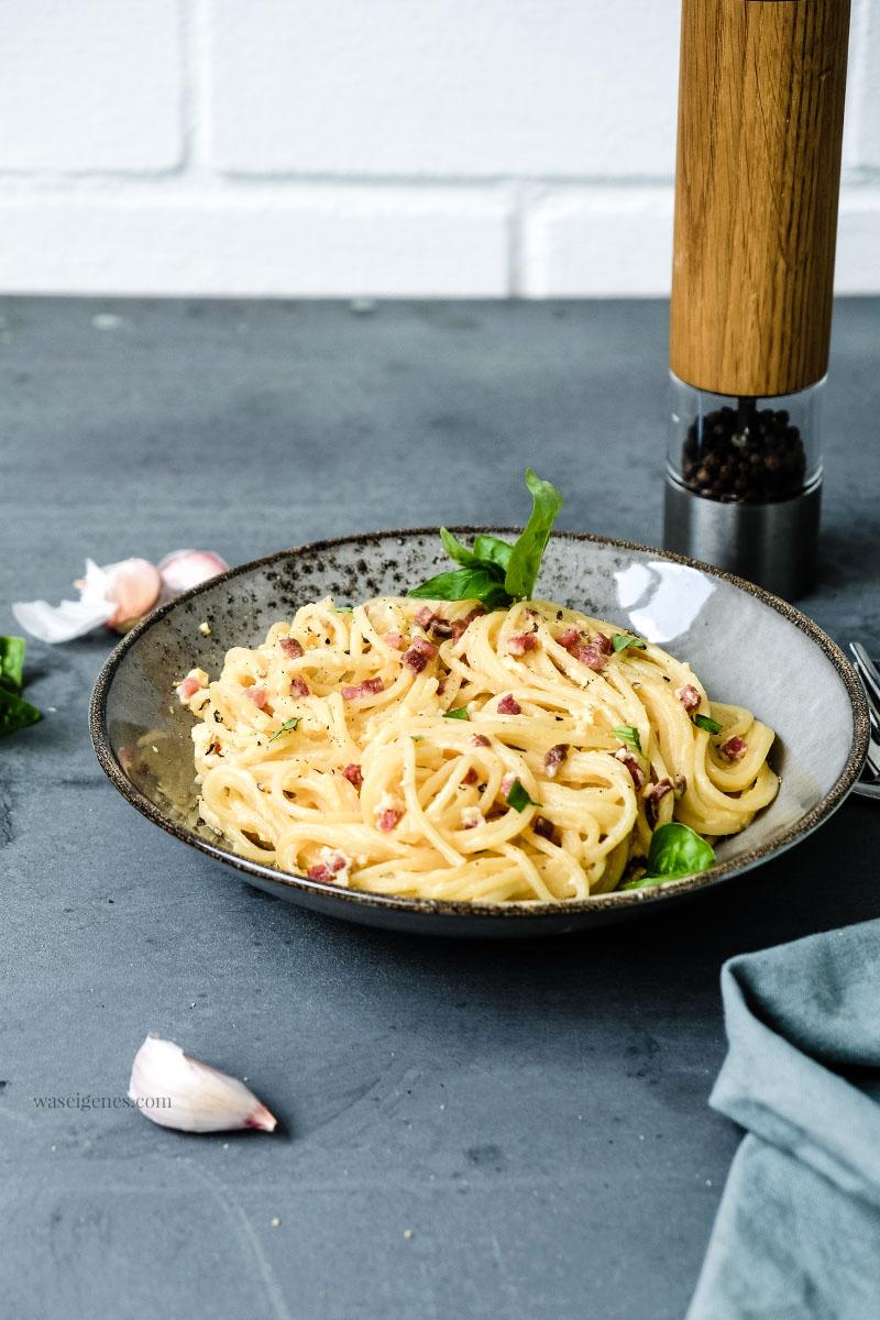 Rezept: Spaghetti alla Carbonara | waseigenes.com