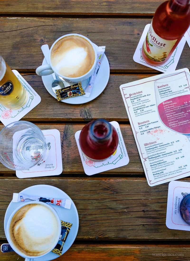 Klosterschänke in Steinfeld | Eifel. Milchwanderweg | waseigenes.com