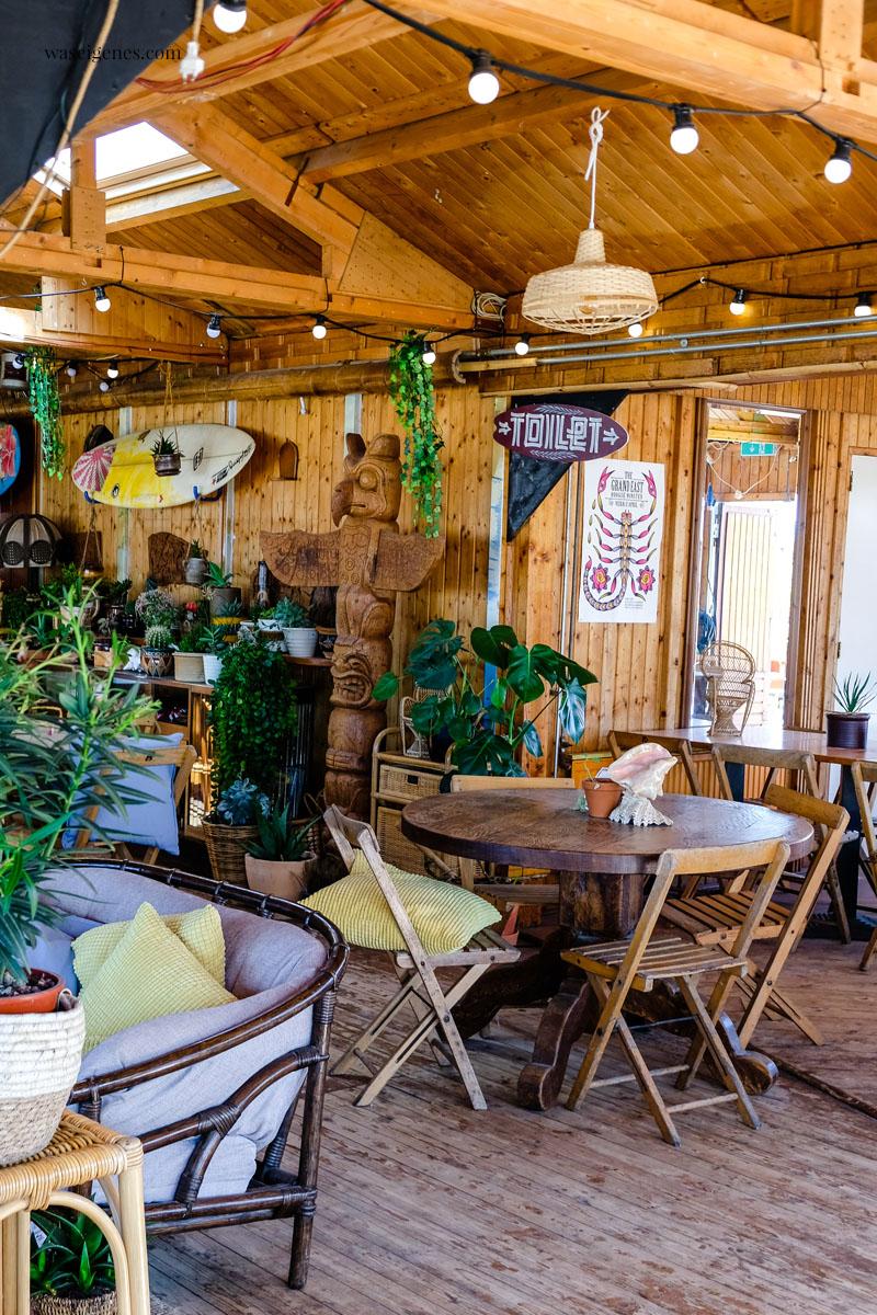 100% vegan - Pele Surf Shak Strandbude in Hoek van Holland | waseigenes.com
