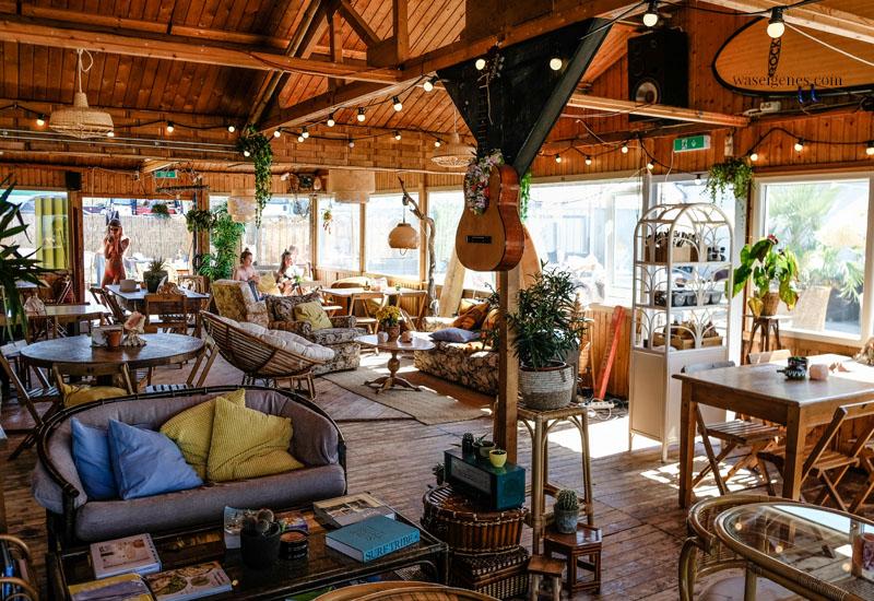 Hoeck van Holland - Pele Surf Shak Strandbar | waseigenes.com
