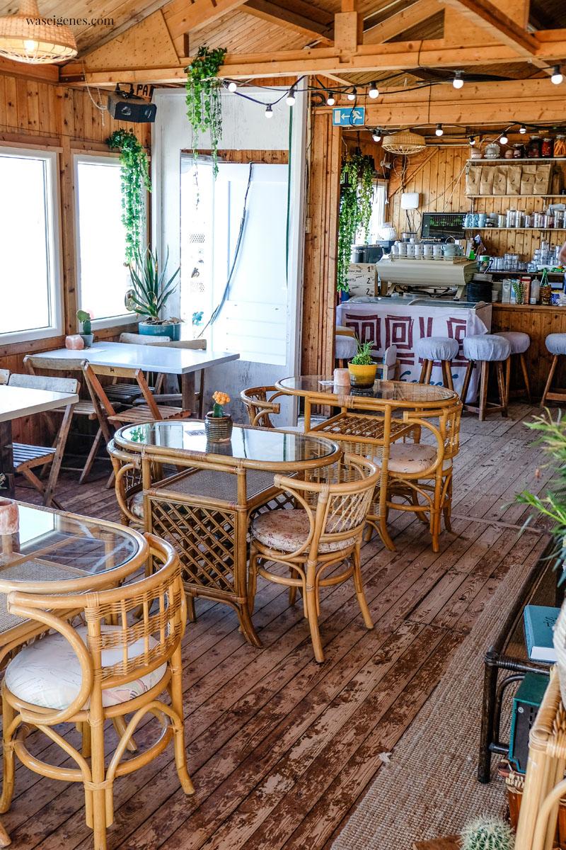 Hoeck van Holland - Pele Surf Shak Strandbar / Strandbude | 100% veganer Beach Club | waseigenes.com