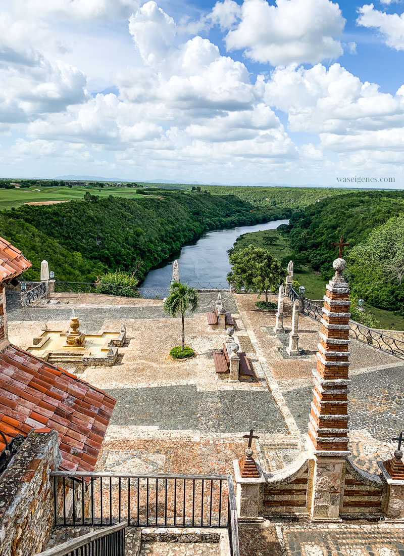 Travel: Dominikanische Republik | Künstlerdorf Altos de Chavón | waseigenes.com