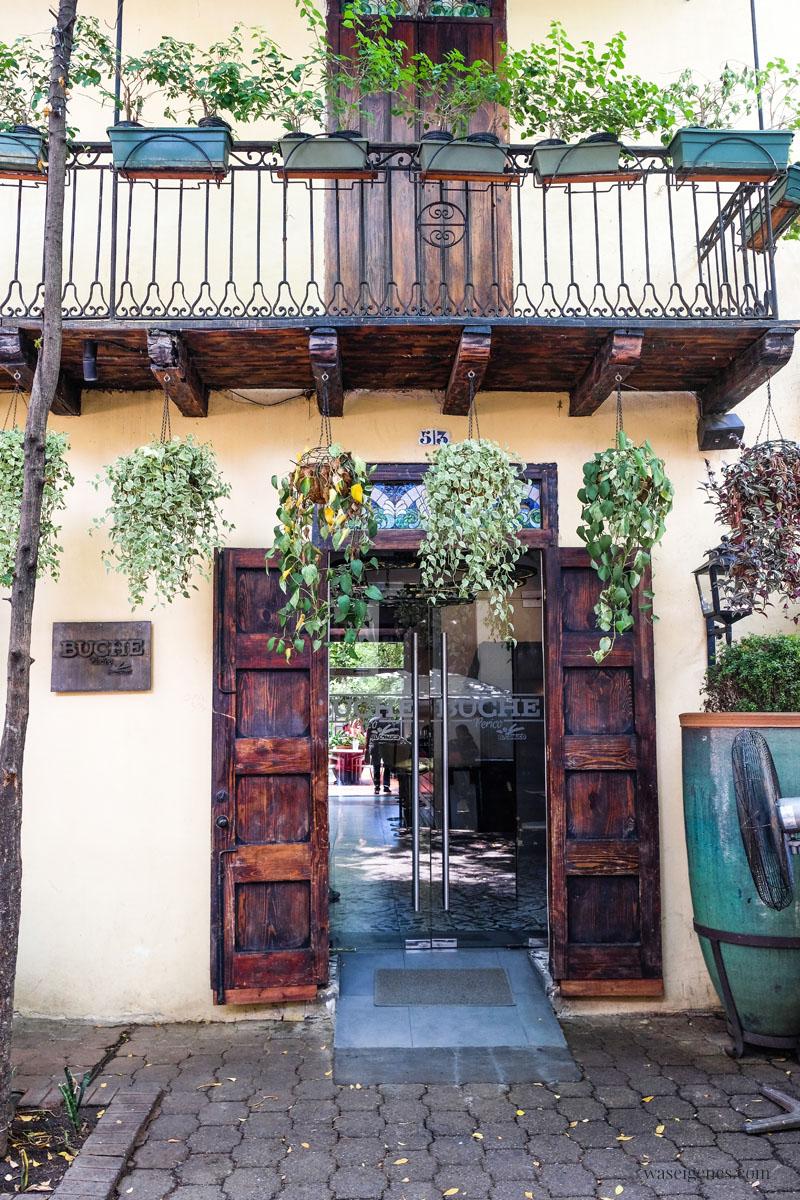 Santo Domingo (Dominikanische Republik): Restaurant  Buche de Perico in der Calle El Conde Nr. 53 | waseigenes.com