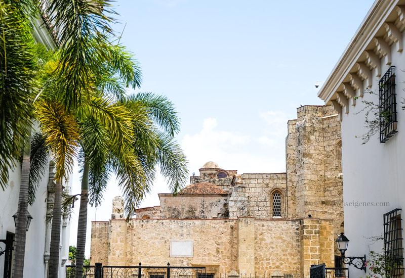 Kathedrale - Santo Domingo - Hauptstadt der Dominikanischen Republik, waseigenes.com
