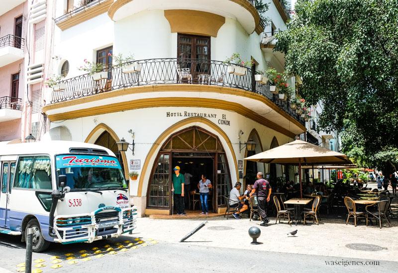 Hotel Conde De Penalba - Santo Domingo - Hauptstadt der Dominikanischen Republik, waseigenes.com