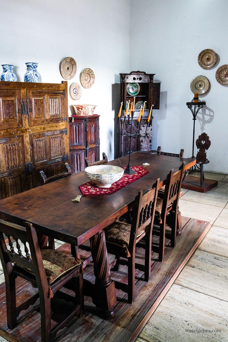 Alcázar de Colón - Santo Domingo, Dominikanische Republik, waseigenes.com