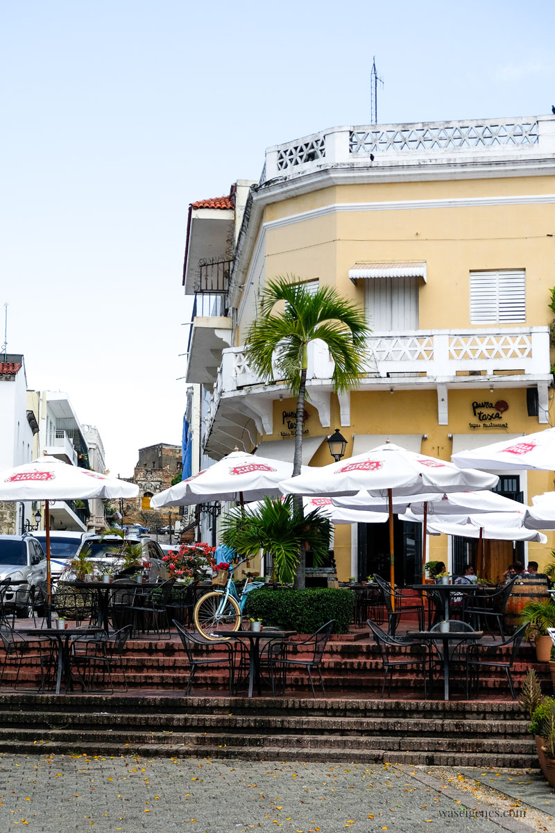 Plaza de la Hispanidad - Dominikanische Republik, Santo Domingo, waseigenes.com