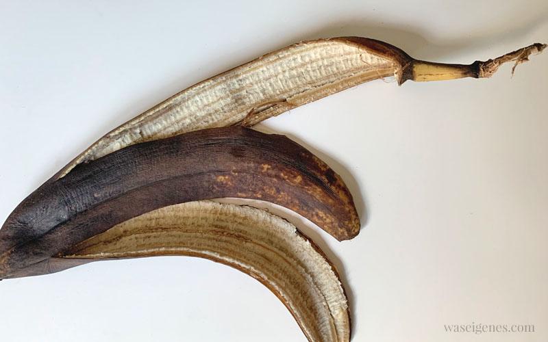 12 von 12 im September 2019 | Mein Tag in Bildern | waseigenes.com | Banane