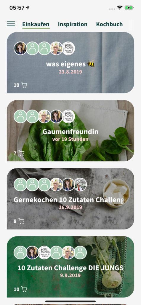 Chefkoch Smartlist - Einkaufsliste App, waseigenes.com