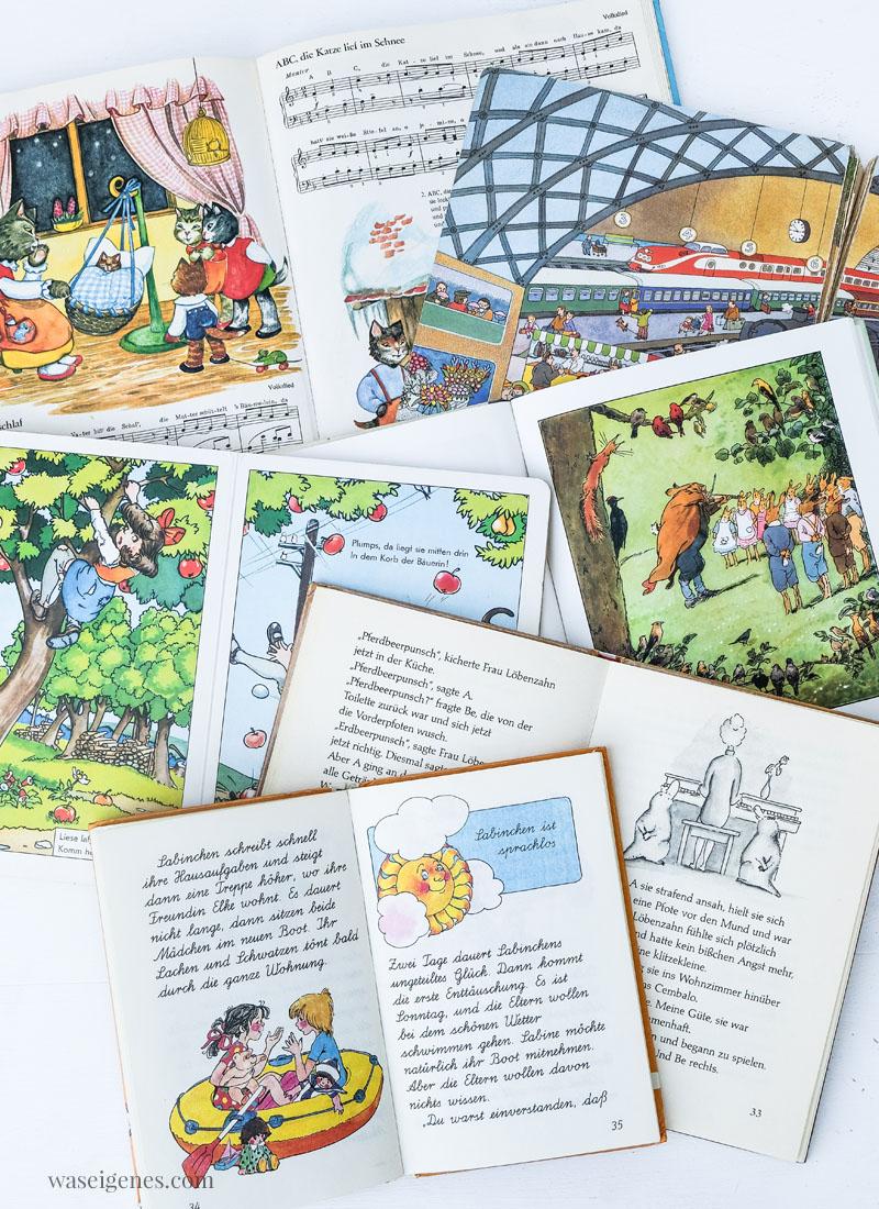 Kinderbücher aus den 70ern. | waseigenes.com