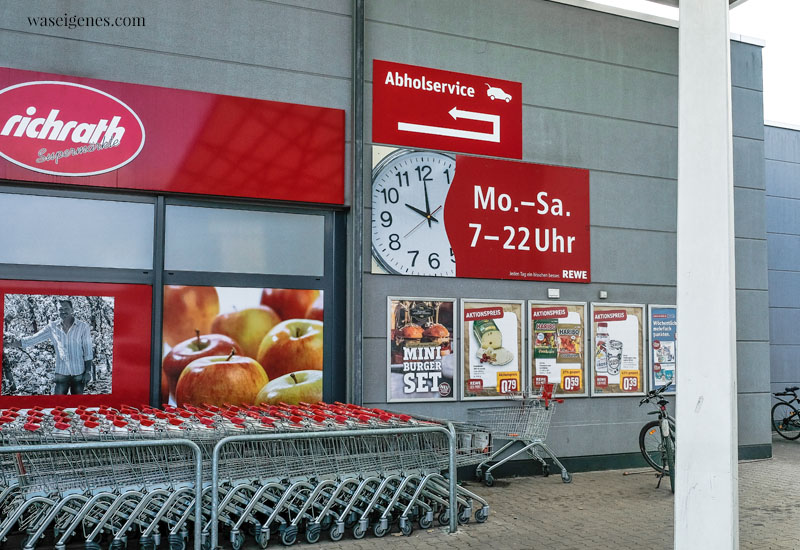REWE Abholservice - Lebensmittel online bestellen und bequem im Markt abholen | waseigenes.com