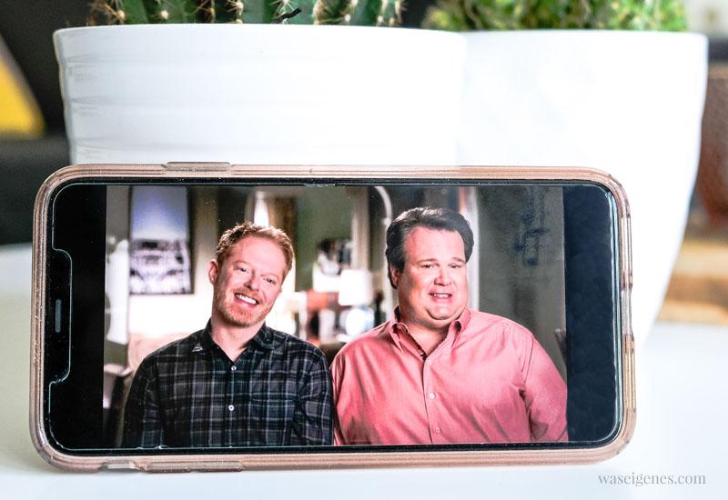 Serientipp: Modern Family! Eine liebenswerte, chaotische Patchworok Familie | Mitch Pritchett und Cam Tucker | waseigenes.com