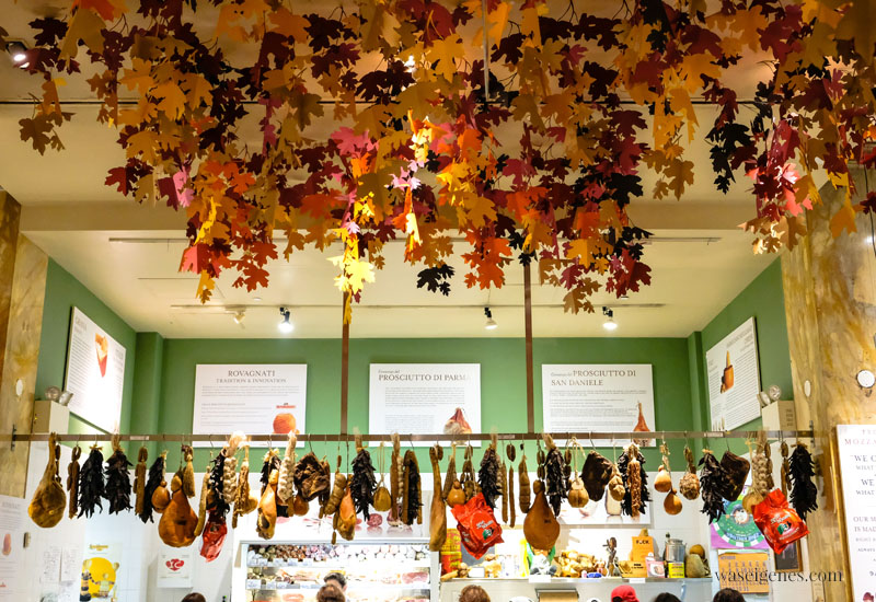 New York City: Eataly im Flatiron District | Italienische Markthalle | Fifth Avenue - Broadway - 23rd Straße | waseigenes.com
