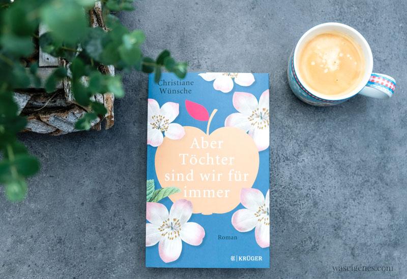 12 von 12 im Oktober 2019 - Mein Tag in Bildern | waseigenes.com | Buch: Aber Töchter sind wir doch auch