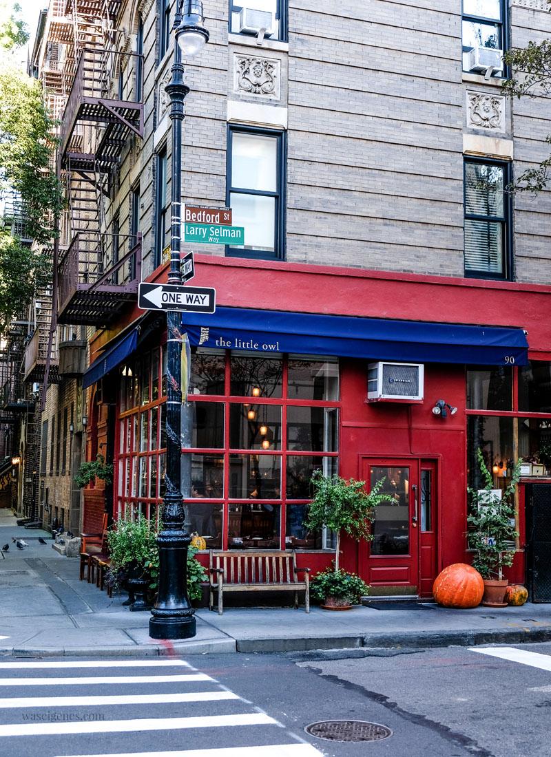 New York: Friends Haus an der Bedford St. | waseigenes.com