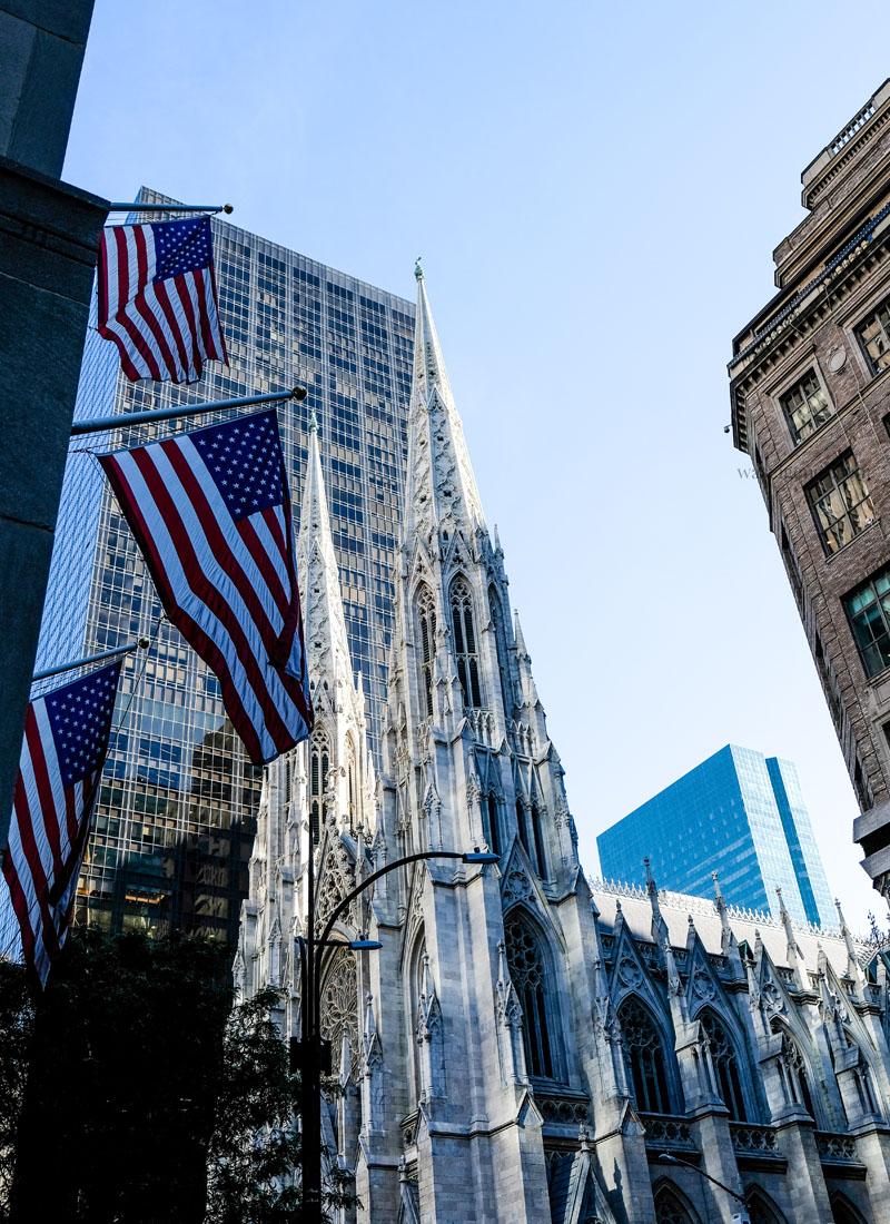 New York City: St. Patrick's Church | waseigenes.com