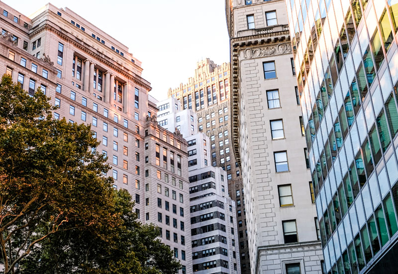 New York: Wolkenkratzer, waseigenes.com