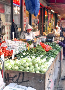 New York: Little Italy, Chinatown & The Butchers Daughter.