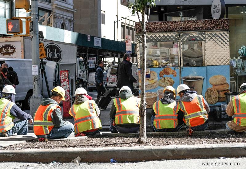 New York: Bauarbeiter | waseigenes.com