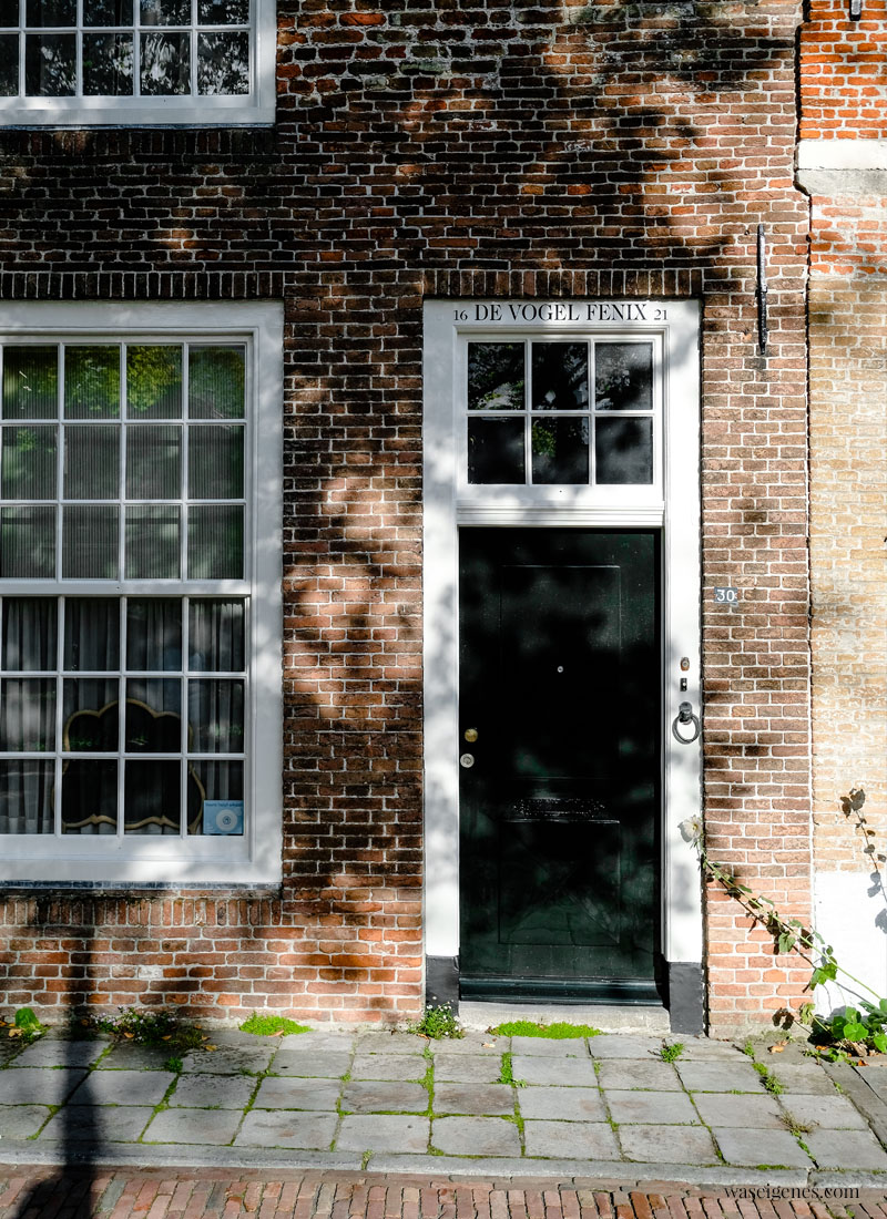 Holland - Niederlande: Veere, hübsches Dörfchen mit historischem Stadtkern in der Provinz Zeeland, waseigenes.com