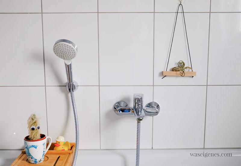12 von 12 im November 2019 | Mein Tag in Bildern | waseigenes.com | Badezimmer, Luftpflanze