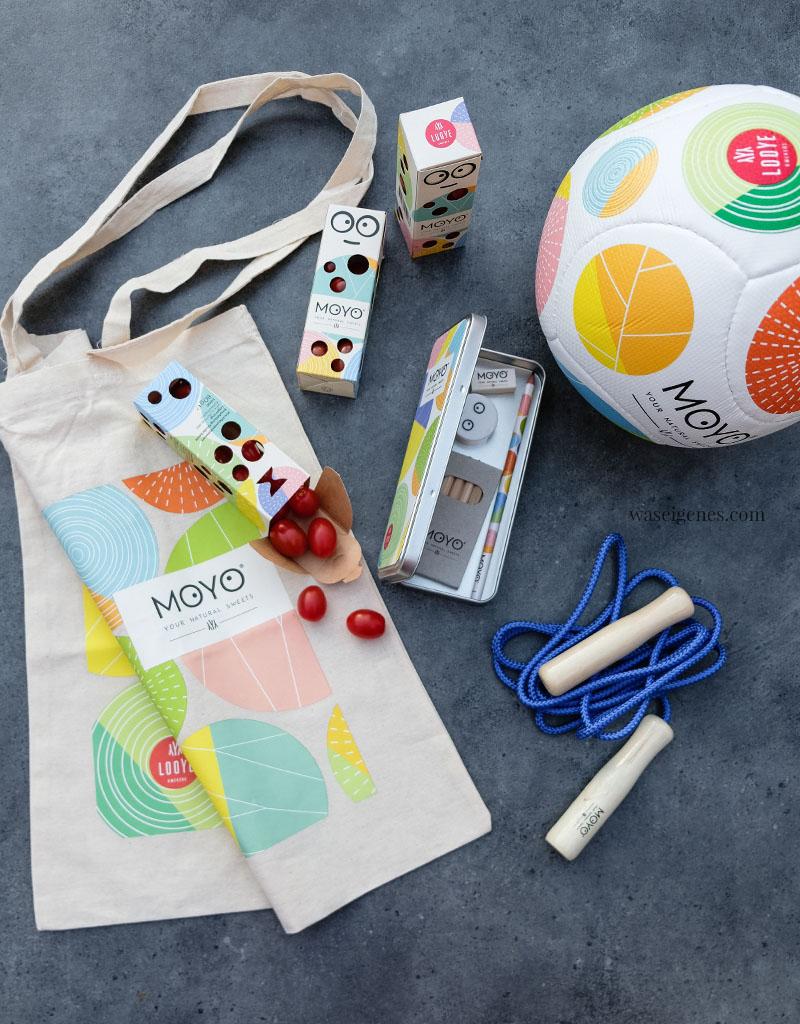 MOYO Snack-Tomate Für Kinder |  Giveaway (Fußball, Springseil, Blechdose, Jutebeutel | waseigenes.com