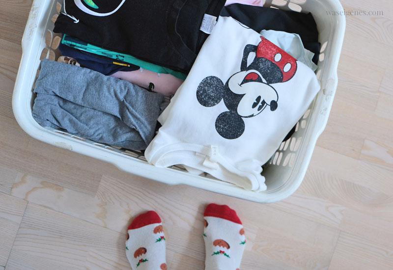 12 von 12 im Dezember 2019 ~ Mein Tag in Bildern, waseigenes.com, Wäsche