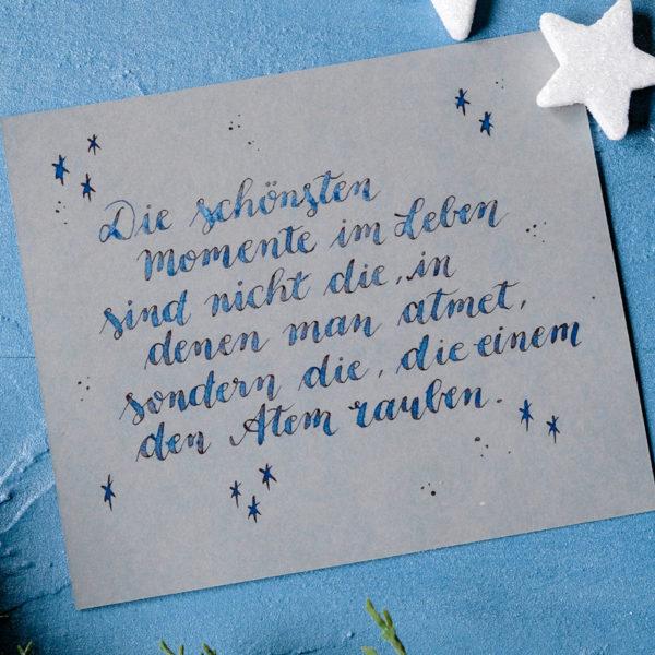 Adventskalender der guten Gedanken & Wünsche ~ Nr. 15