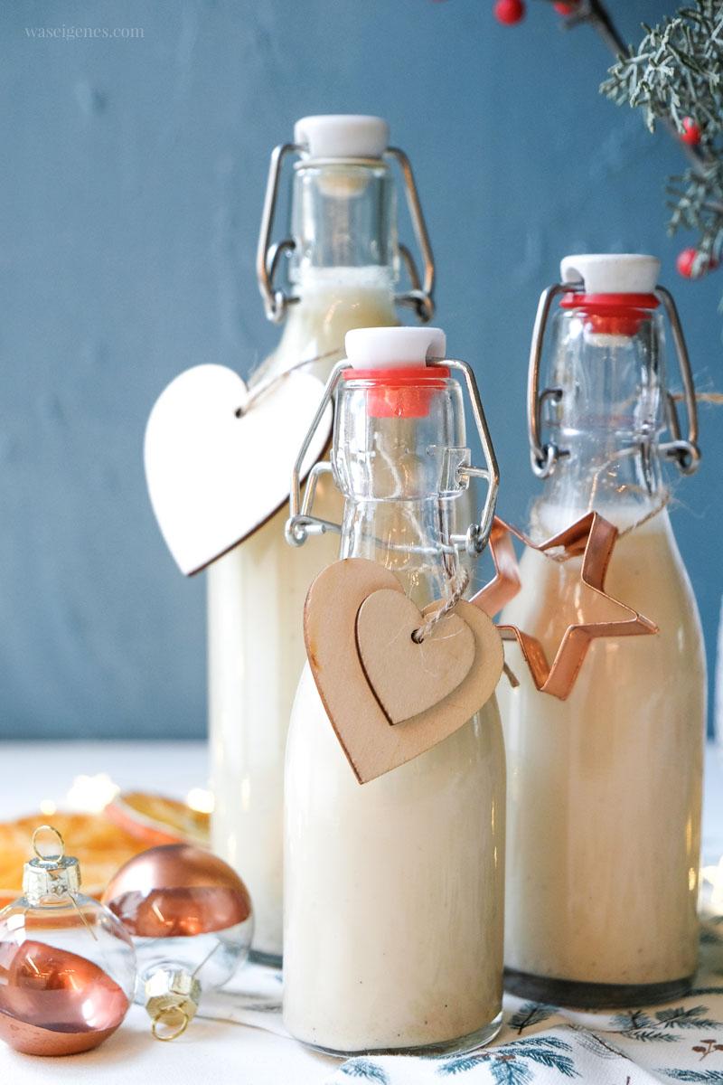 Thermomix Rezept: Vanillekipferl Likör | Geschenk aus der Küche, waseigenes.com