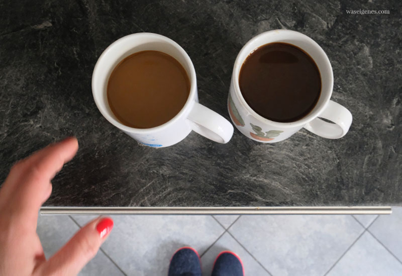 12 von 12 im Januar 2020 | Mein Tag in Bildern | waseigenes.com | Kaffee