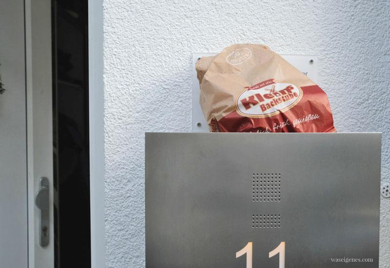 12 von 12 im Januar 2020 | Mein Tag in Bildern | waseigenes.com | Brötchen