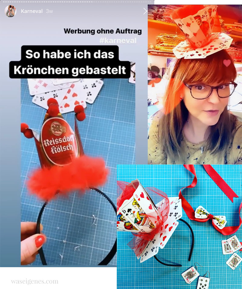 DIY Karnevalskostüme, waseigenes.com