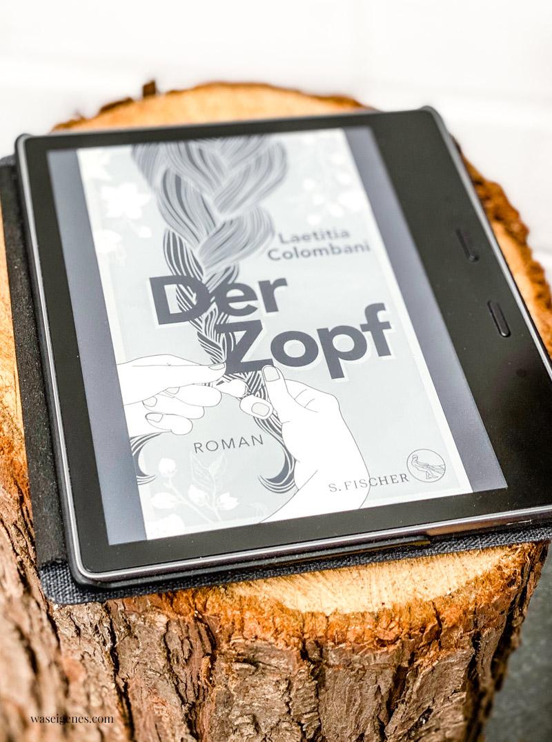 Buchtipp {Buchrezension}: Der Zopf von Laetitia Colombani | waseigenes.com